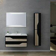 Meuble de salle de bain URBINO 1000 Scandinave et