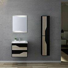 Meuble de salle de bain URBINO 600 Scandinave et