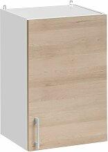 Meuble haut de cuisine - 1 porte, L 40 cm - décor