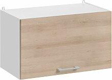 Meuble haut de cuisine - 1 porte relevable L 60 cm