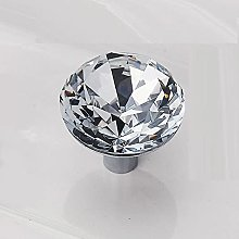 Meuble Tiroir Poignée 2 Pièces Diamant Boutons