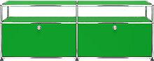 Meuble TV/Hifi USM Haller O2, Vert USM