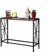 MEUBLES COSY Table de Console en Bois Table de