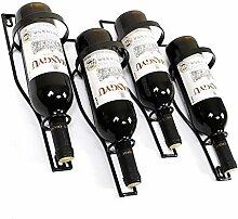 Meubles de bar à la maison - Bouteilles de vin en
