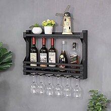 Meubles de bar à la maison - BOUTEILLES de vin