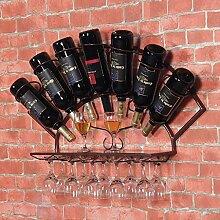 Meubles de bar à la maison - Cuisine vin Holder 7