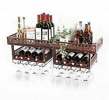 Meubles de bar à la maison - Cuisine Vin Rouge