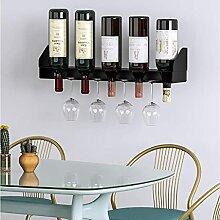 Meubles de bar à la maison - Cuisine Wine Rack 5