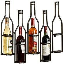 Meubles de bar à la maison - Porte-vin Tenture