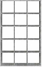 Meubletmoi - Étagère cube 15 casiers décor