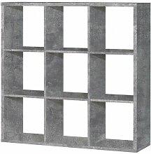 Meubletmoi - Étagère cube 9 casiers décor