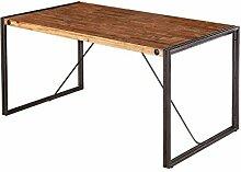 Meubletmoi Table Style Industriel/Structure métal
