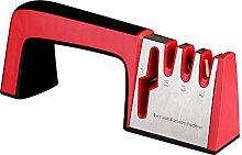 MEYYY Aiguiseur de couteaux manuel professionnel