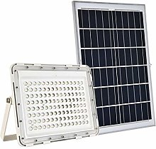 MG REAL Lampes solaires en Plein air, 200W Lampes