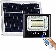MG REAL Projecteur Solaire 120W LED De Sécurité