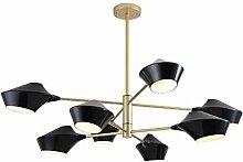 MHBGX Lustre Sputnik Moderne, Lampe Suspension,