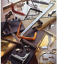 Mic Art Pip 3104203 Porte-étagère robuste en fer