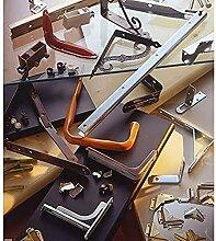 Mic Art Pip 3104303 Porte-étagère robuste en fer