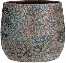 MICA Decorations 1034811 Pot, cuivre, H 25,5 x Ø