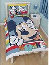 Mickey- Parure de lit - Housse de couette - 140…