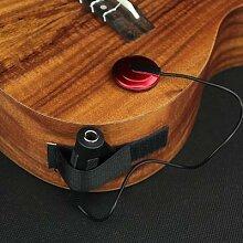 Micro à Contact piézo pour guitare, pour violon,