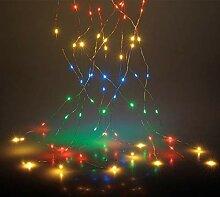 Micro faisceau de 160 LED multicolores – 8 x 20