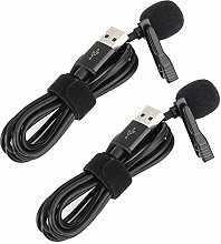 Microphone Lavalier, Accessoires de Microphone de