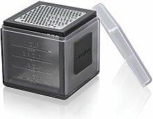 Microplane Cube Râpe de Cuisine avec 3 Styles de