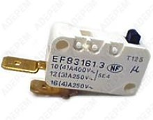 Microswitch 2 cosses pour Barbecue Moulinex, Four