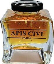 Miel de Paris aux pétales d'or