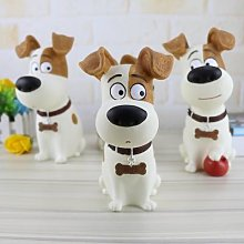 Mignon Mike Tirelire Chien Figurines Pet Banque De