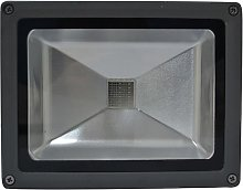 Miidex Lighting - Projecteur LED RGB 20W