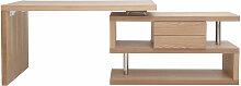 Miliboo - Bureau design modulable avec rangement 2