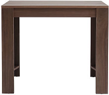 Miliboo - Table console extensible design noyer