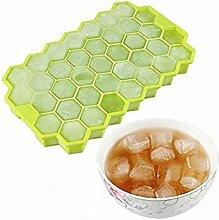 Milopon Bac à glaçons en silicone - 37 par bac -