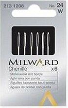 Milward Court dur, Acier, argenté, Nr. 18-22