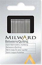 Milward Court dur, Acier, argenté, Nr. 3