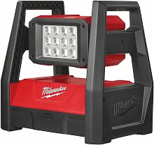 Milwaukee M18 HAL-0 - Projecteur LED - 18V - sur