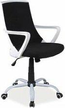 Mined - fauteuil de bureau pivotant confortable -