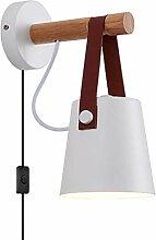 MINGRT Applique Interieur Vintage, Lampe Murale en