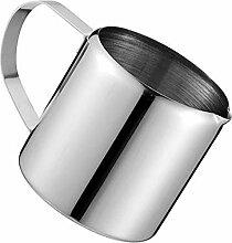 Mini 5 oz Milk Cup Cruche, Cruche Espresso en