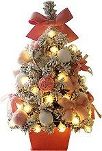 Mini Arbre De Noël Artificiel De Table Arbre De