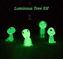 Mini arbre lumineux princesse mononoké, 5