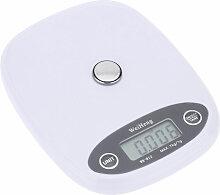 Mini balanceelectronique WH-B12 Balance de cuisine