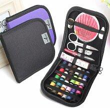 Mini boîte à couture Portable de voyage, 12