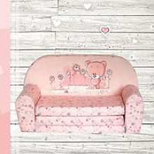 Mini-canapé lit enfant Sweet Bear