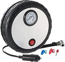 Mini compresseur 12 volts avec manométre