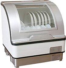 Mini comptoir lave-vaisselle, conception compacte
