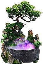 Mini Fontaine a Eau, Fontaine a Eau Decorative,