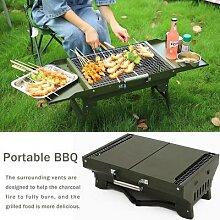 Mini Grill Portable pliable pour Camping en plein